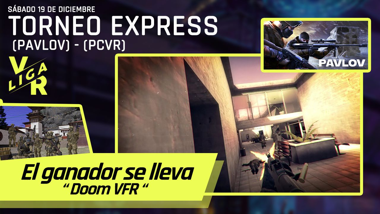 Torneo VR 2020 Pavlov DM