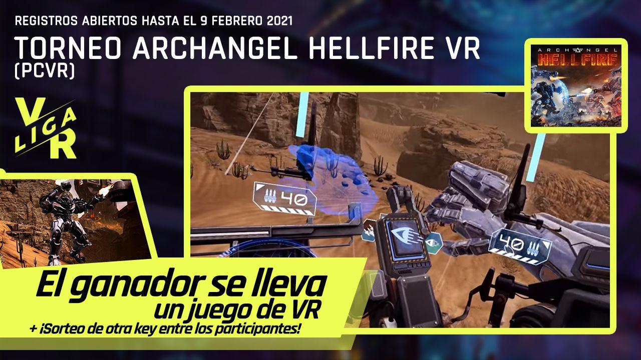 Torneo VR 2021 Archangel hellfire